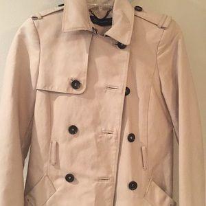 Zara Jackets & Coats - Zara XS trench coat . Nice outside, damaged inside